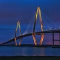 Ravenel Bridge by Reid Northrup