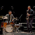 Ravi Coltrane 2 by Lee Santa