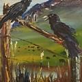 Ravin Ravens     #104 by Cheryl Nancy Ann Gordon