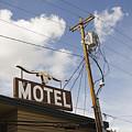 Rawhide Motel by Erik Burg