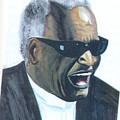 Ray Charles by Emmanuel Baliyanga
