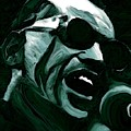 Ray Charles by Jeff DOttavio
