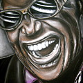 Ray Charles by Zach Zwagil