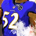 Ray Lewis  by Brent Trammell
