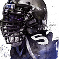 Ray Lewis -  Last Game by Michael  Pattison