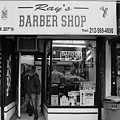 Ray's Barbershop by Cole Thompson