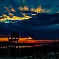 Rays Of Sunshine by Angela Sherrer