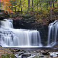 Rb Ricketts Falls by Philip LeVee