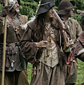 Re-enactment Soldiers by Brothers Beerens