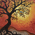 Reaching Across The Sky by Stephen Grundy