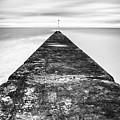 Reaching Out To Sea by Nigel Jones