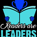 Readers Are Leaders by Kaylin Watchorn