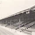 Reading - Elm Park - Norfolk Road Stand 2 - Bw - 1970 by Legendary Football Grounds