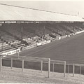Reading - Elm Park - Norfolk Road Stand 3 - Bw - 1970 by Legendary Football Grounds
