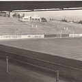 Reading - Elm Park - Reading End 1 - Bw - 1968 by Legendary Football Grounds