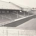 Reading - Elm Park - Tilehurst Terrace 1 - Bw - 1970 by Legendary Football Grounds