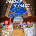 Reading Is Magic by Matt Konar