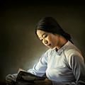 Reading by Kang Untung