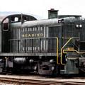 Reading Rr Engine 467 by Michael Riha