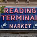 Reading Terminal Market by Robert J Caputo