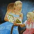 Reading With Gramma by Joni McPherson