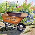 Ready At The Main Garden by Anna Jacke