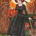 Ready For Halloween by Margaryta Yermolayeva