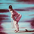 Ready To Bat by Usha Shantharam