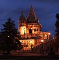 Real Life Minas Tirith Budapest by Sandra Rugina