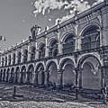 Real Palacio De Los Capitanes Generales by Totto Ponce