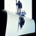 Reality Peeling As It Floats by Wernher Krutein