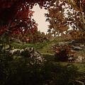 Realm Of Nature by Andrea Mazzocchetti