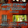 Rear Window, Grace Kelly, James by Everett