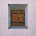 Recessed Window Sighisoara by Adam Rainoff