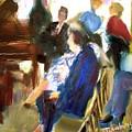 Recital In The Home by Bob Dornberg