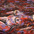Reclining Nude by Natalie Holland