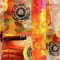 Reconstruction Abstract by Nancy Merkle