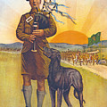 Recruitment Poster The Call To Arms Irishmen Dont You Hear It by English School