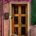 Rectangle Iterations Door Broom And Bucket_dsc5127_03042017 by Greg Kluempers