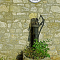 Rectory Mansion And Hand Pump - Brading by Rod Johnson