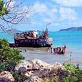 Recycled In Grenada by Pamela Stroberg