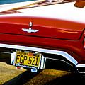 Red '57 T-brid by Marilyn Hunt