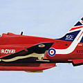 Red 6 - Xx227 by Paul Rowland