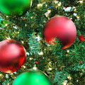 Red And Green Holiday by Karen Musick