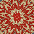 Red And White  by Wanda-Lynn Searles