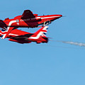 Red Arrows  by Cliff Norton
