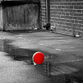 Red Balloon I by Gary Adkins