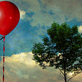 Red Balloon by Jessica Brawley
