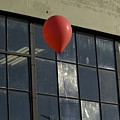 Red Balloon by Sara Stevenson