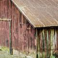 Red Barn Artistic by Joan Carroll